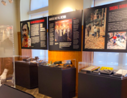 Mob Museum in Las Vegas debuts 'Rise of the Cartels' exhibition
