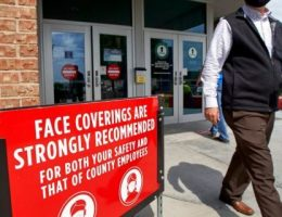 Nebraska governor threatens to withhold federal coronavirus aid to counties that require face masks