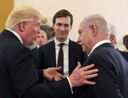 Netanyahu Doubted Kushner's Ability to Draft Workable Middle East Peace Plan - Bolton Memoir