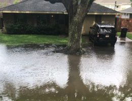New Orleans sees flooding on over 100 streets from heavy rain, pumps to drain city impacted by turbine outage