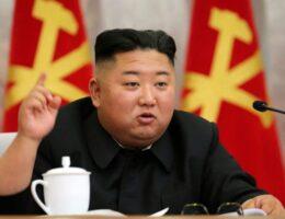 North Korea suspends military action against South Korea