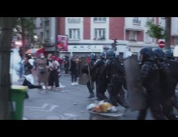 Paris Rocked By Riots Over Black Man's Death While In Custody