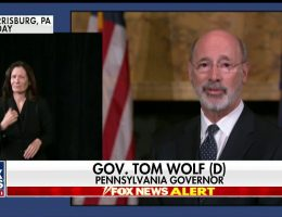 Pennsylvania Gov. Wolf on George Floyd protests: Rallies 'absolutely called for,' violence is not