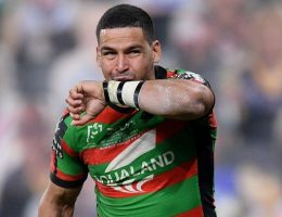 Rabbitohs find their spark in seven-try romp over Warriors