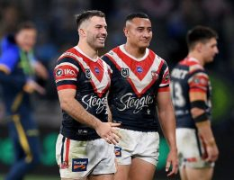 Roosters win clash of the cream of the NRL crop against Eels