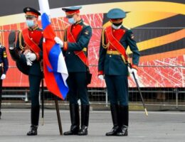Russia holds grand WWII parade ahead of vote on Putin reforms