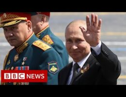 Russia Stages Massive 'Victory Day' Parade Amid Pandemic