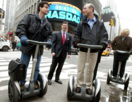Say 'so long' to the original Segway