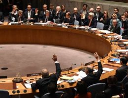 Security Council's New Five: A Middle East Perspective