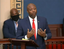 Sen. Tim Scott rips into Democrats after GOP police reform effort fails in Senate