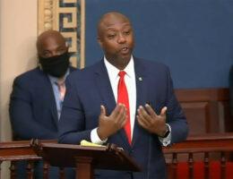 Sen. Tim Scott rips into Democrats after GOP police reform effort fails in Senate