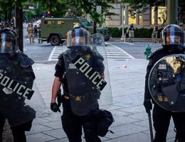 'Soros-Affiliated' Group Involved in 'Defund Police' Protests in the United States, Media Says