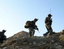 Taliban Says They Are Not A Threat To The West As US Troops Leave Afghanistan