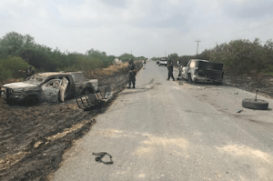 Tamaulipas: 25 dead in rival cartel shootout; disappearances reported in border town