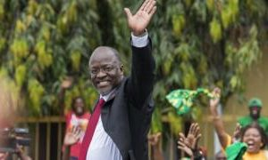 Tanzania's John Magufuli - the man vowing to defeat coronavirus and imperialism