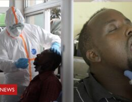 The East African truck drivers accused of spreading coronavirus