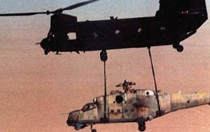 This Is How The U.S. Obtained A Soviet-Made Hind Gunship In 1988