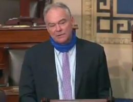 Tim Kaine Claims The United States Created Slavery And 'Maintained It Over Centuries'