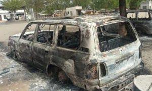 UN 'appalled' by twin jihadist attacks in Nigeria