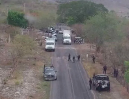 Unbridled Drug Violence: New Confrontations in Teloloapan, Guerrero