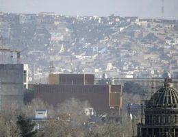 US Embassy In Afghanistan Fighting A Major Coronavirus Outbreak