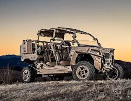 US Special Operations Command Is Getting A New Dune Buggy