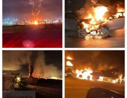 "Videos: Caborca Sonora on fire, residents lament, ""This isn't Mexico, it's Afghanistan!"""