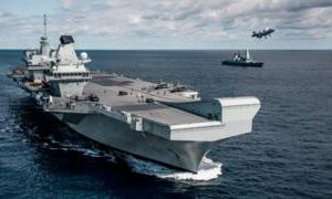 Warning over plans for new Royal Navy aircraft carriers
