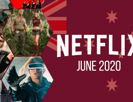What's Coming to Netflix Australia in June 2020