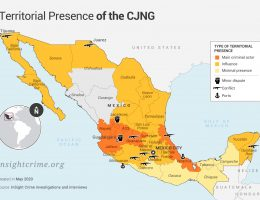 Why the Jalisco Cartel Does Not Dominate Mexico's Criminal Landscape