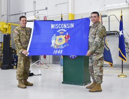 Wisconsin Guard aviation unit departs state for Middle East