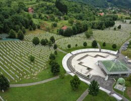 25 years on, Srebrenica dead still being identified, buried