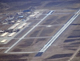 An Entire Building Has Quietly Vanished From Area 51.