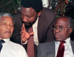 Andrew Mlangeni: Last Mandela co-accused dies aged 95