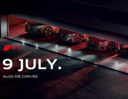 Audi Middle East Invite Customers and Fans to a Virtual Preview of the New RS6 Avant, RS 7, R8 and RS Q8