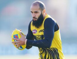 Bachar Houli puts family first as he opts out of Richmond's Queensland AFL hub