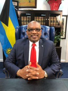 The Right Honourable, Hubert Minnis, Prime Minister of The Commonwealth of The Bahamas Bahamas Closes Its Borders to the United States Due to COVID-19