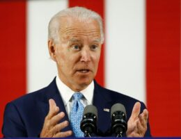 Biden says 'people' don't make distinction between Chinese, other Asians while knocking Trump's China attacks