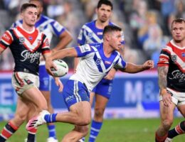 Bulldogs NRL player stood down because of link to Crossroads Hotel coronavirus cluster