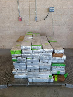 CBP Field Operations at Pharr POE Bridge 1527 LBS of Meth Worth $30 Million
