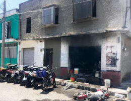 Celaya Guanajuato: Another violent day, homes suffer grenade attacks