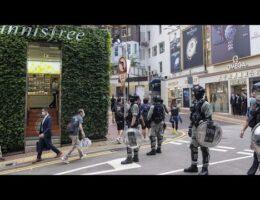 China Approves Hong Kong Security Law