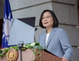 China speaks in tongues over Taiwan