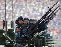 China's Military May Be One Of The World's Most Powerful, But It Lacks Combat Experience