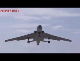 Chinese Long-Range Bombers Conduct Drills Over The South China Sea