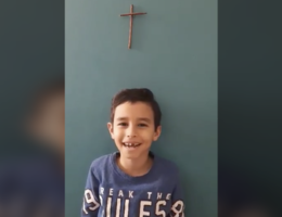 Christian Kids in Middle East Help Others Conquer Fear
