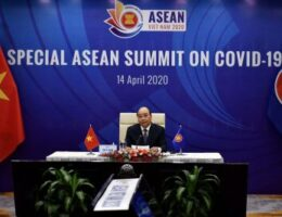 Coping with COVID-19 the ASEAN way