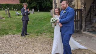 Julia and Henry getting married