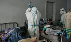 Coronavirus: Madagascar hospitals 'overwhelmed'
