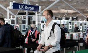Coronavirus: UK passport application backlog reaches 400,000